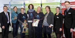 Förderung durch die Bayer Cares Foundation, März 2014